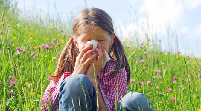 بهار، آلرژی و طب سوزنی