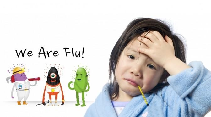 آنفلوآنزا و واکسن آنفلوانزا چیست؟