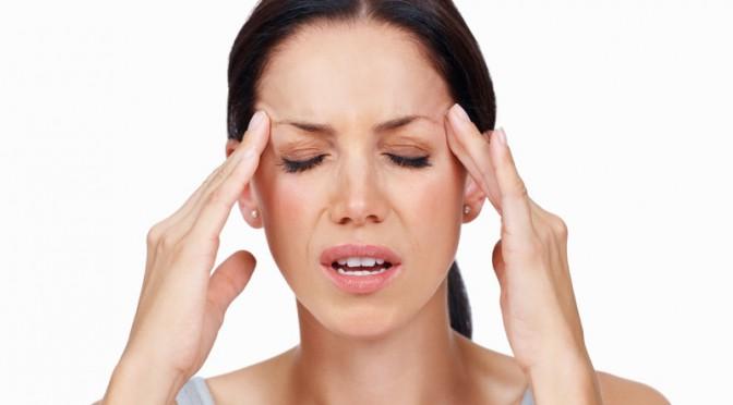 درمان سردرد با طب سوزنی سنتی