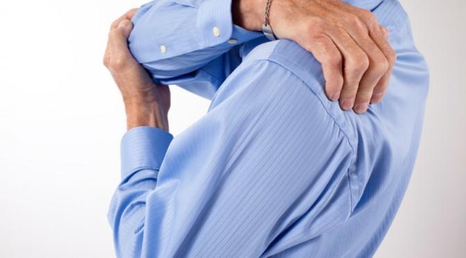 درد شانه و درمان با طب سوزنی سنتی