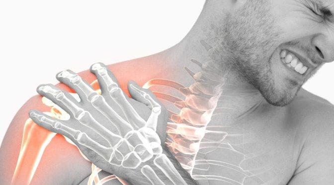 درمان شانه منجمد و بهبود دردهای شانه و گردن در یک جلسه