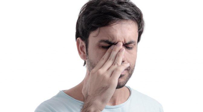 درمان سینوزیت مزمن با طب سوزنی سنتی